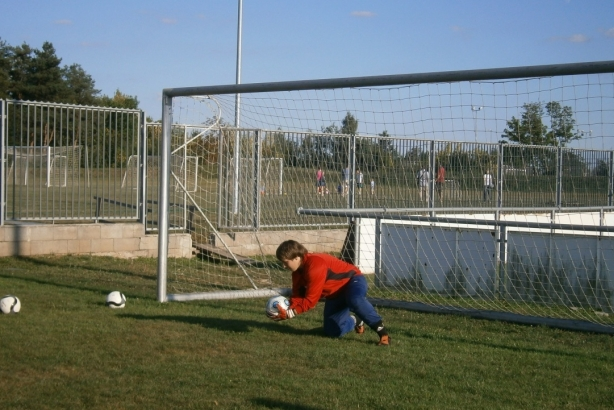 Goalkeeper school